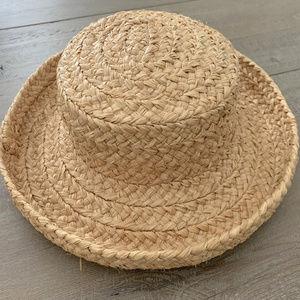Helen Kaminski NWT 5 Row Classic Straw Hat